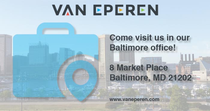 Come Visit Us in our Baltimore Office