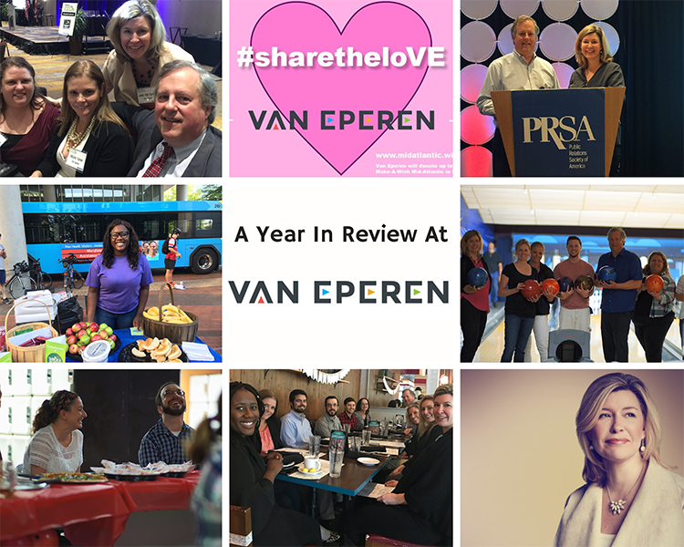 A Year In Review At Van Eperen